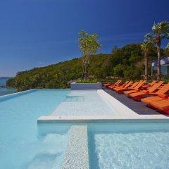 Отель Bandara Phuket Beach Resort бассейн фото 2