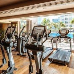 Отель InterContinental Saigon фитнесс-зал фото 2