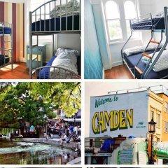 Hostel One Camden городской автобус