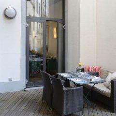 Отель Scheuble Hotel Швейцария, Цюрих - отзывы, цены и фото номеров - забронировать отель Scheuble Hotel онлайн балкон