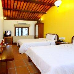 Thanh Van 1 Hotel сейф в номере