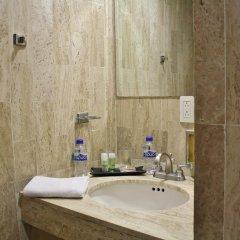 Отель Del Angel Мехико ванная фото 2