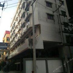 Отель Sawasdee Sunshine Таиланд, Паттайя - 4 отзыва об отеле, цены и фото номеров - забронировать отель Sawasdee Sunshine онлайн вид на фасад