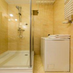 Отель P&O Apartments Metro Imielin Польша, Варшава - отзывы, цены и фото номеров - забронировать отель P&O Apartments Metro Imielin онлайн ванная