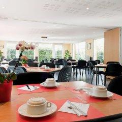 Отель Residhotel les Hauts d'Andilly питание фото 2