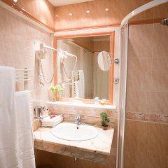 Отель Diplomat Hotel & SPA Албания, Тирана - отзывы, цены и фото номеров - забронировать отель Diplomat Hotel & SPA онлайн ванная фото 2