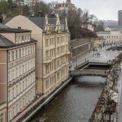 Отель Madonna Apartments Чехия, Карловы Вары - отзывы, цены и фото номеров - забронировать отель Madonna Apartments онлайн
