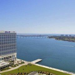 Отель Hilton San Diego Bayfront фото 3