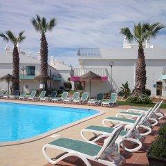 Отель BaySide Salgados Португалия, Албуфейра - отзывы, цены и фото номеров - забронировать отель BaySide Salgados онлайн бассейн фото 2