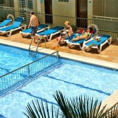 Отель Apartaments Costa d'Or бассейн