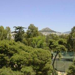Phidias Hotel Афины приотельная территория