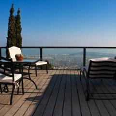 Отель Gran Hotel La Florida Испания, Барселона - 2 отзыва об отеле, цены и фото номеров - забронировать отель Gran Hotel La Florida онлайн балкон