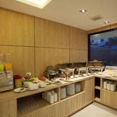 Отель Paripas Patong Resort Пхукет