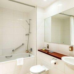Отель Salisbury Green Hotel & Bistro Великобритания, Эдинбург - отзывы, цены и фото номеров - забронировать отель Salisbury Green Hotel & Bistro онлайн ванная фото 2