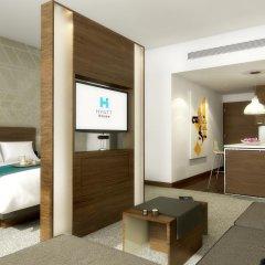 Отель Hyatt Place Dubai/Wasl District комната для гостей фото 3