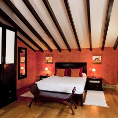 Отель Posada el Remanso de Trivieco сейф в номере