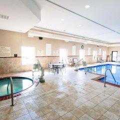 Отель Hampton Inn & Suites Effingham США, Эффингем - отзывы, цены и фото номеров - забронировать отель Hampton Inn & Suites Effingham онлайн бассейн