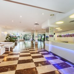 Отель FERGUS Style Tobago интерьер отеля
