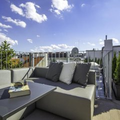 Апартаменты Abieshomes Serviced Apartments - Messe Prater бассейн фото 2