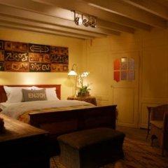 Отель Aparthotel Remparts Брюссель комната для гостей фото 5