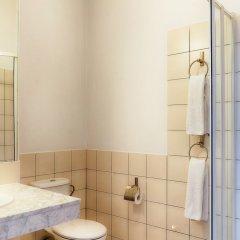 Hotel Focus Lodz ванная фото 2