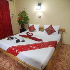 Отель Lanta Pearl Beach Resort Ланта комната для гостей