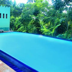 Отель Tropical Retreat бассейн фото 3