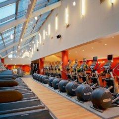 Отель The Residences By Hilton Club фитнесс-зал фото 3
