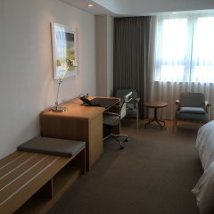 Отель ACUBE Сеул комната для гостей