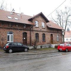 Отель Sopockie Apartamenty Retro Сопот парковка