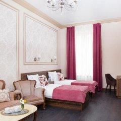 Гостиница Гранд Чайковский 4* Стандартный номер с различными типами кроватей фото 10