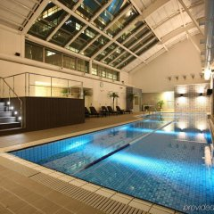 Отель Metropolitan Tokyo Ikebukuro Токио бассейн