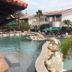 Отель Los Cabos Golf Resort, a VRI resort Мексика, Кабо-Сан-Лукас - отзывы, цены и фото номеров - забронировать отель Los Cabos Golf Resort, a VRI resort онлайн фото 11