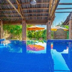 Отель Golden Peach Villa Hoi An бассейн фото 2