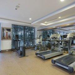 Alba Queen Hotel - All Inclusive Сиде фитнесс-зал фото 2