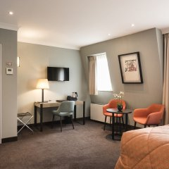 Отель Aragon Бельгия, Брюгге - отзывы, цены и фото номеров - забронировать отель Aragon онлайн комната для гостей фото 2
