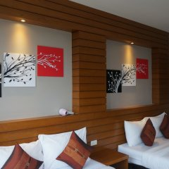 Отель Lanta Intanin Resort Ланта интерьер отеля