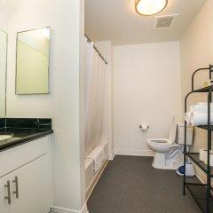 Отель Ginosi Metropolitan Apartel США, Лос-Анджелес - отзывы, цены и фото номеров - забронировать отель Ginosi Metropolitan Apartel онлайн ванная фото 2