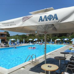 Egrypos Hotel & Apartments бассейн фото 3
