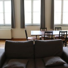 Отель City Center Apartments Brasseurs Бельгия, Брюссель - отзывы, цены и фото номеров - забронировать отель City Center Apartments Brasseurs онлайн интерьер отеля