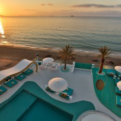 Отель Dorado Ibiza Suites - Adults Only пляж