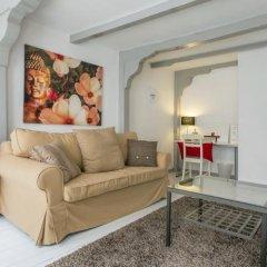 Отель Shauna Apartment Нидерланды, Амстердам - отзывы, цены и фото номеров - забронировать отель Shauna Apartment онлайн комната для гостей фото 2