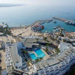 Limanaki Beach Hotel пляж фото 2