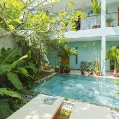 Отель De Campagne Villa Hoi An бассейн фото 2