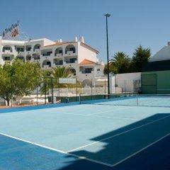 Отель Tropical Sol спортивное сооружение