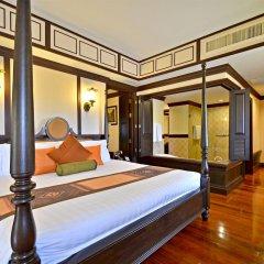 Отель Wora Bura Hua Hin Resort and Spa комната для гостей фото 3