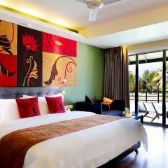 Отель Centara Ceysands Resort & Spa Sri Lanka комната для гостей