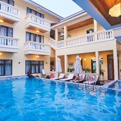 Отель Style Homestay Вьетнам, Хойан - отзывы, цены и фото номеров - забронировать отель Style Homestay онлайн бассейн