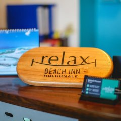 Relax Beach Inn in North Male Atoll, Maldives from 96$, photos, reviews - zenhotels.com hotel interior photo 3