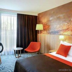 Отель Mercure Gdansk Posejdon Польша, Гданьск - 1 отзыв об отеле, цены и фото номеров - забронировать отель Mercure Gdansk Posejdon онлайн комната для гостей фото 4